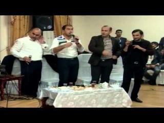 Popuri Sumqayit Toyu 2012 (Elshen,Balabey,Perviz,Gulaga,Vuqar,Cavid) M.N. Production