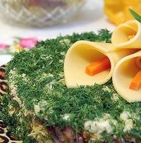 Рецепты салатов на праздничный стол с колбасой