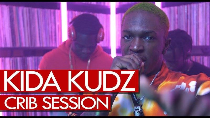 Kida Kudz freestyle - Westwood Crib Session (4K)