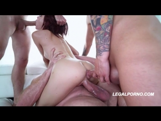 порно видео в три члена