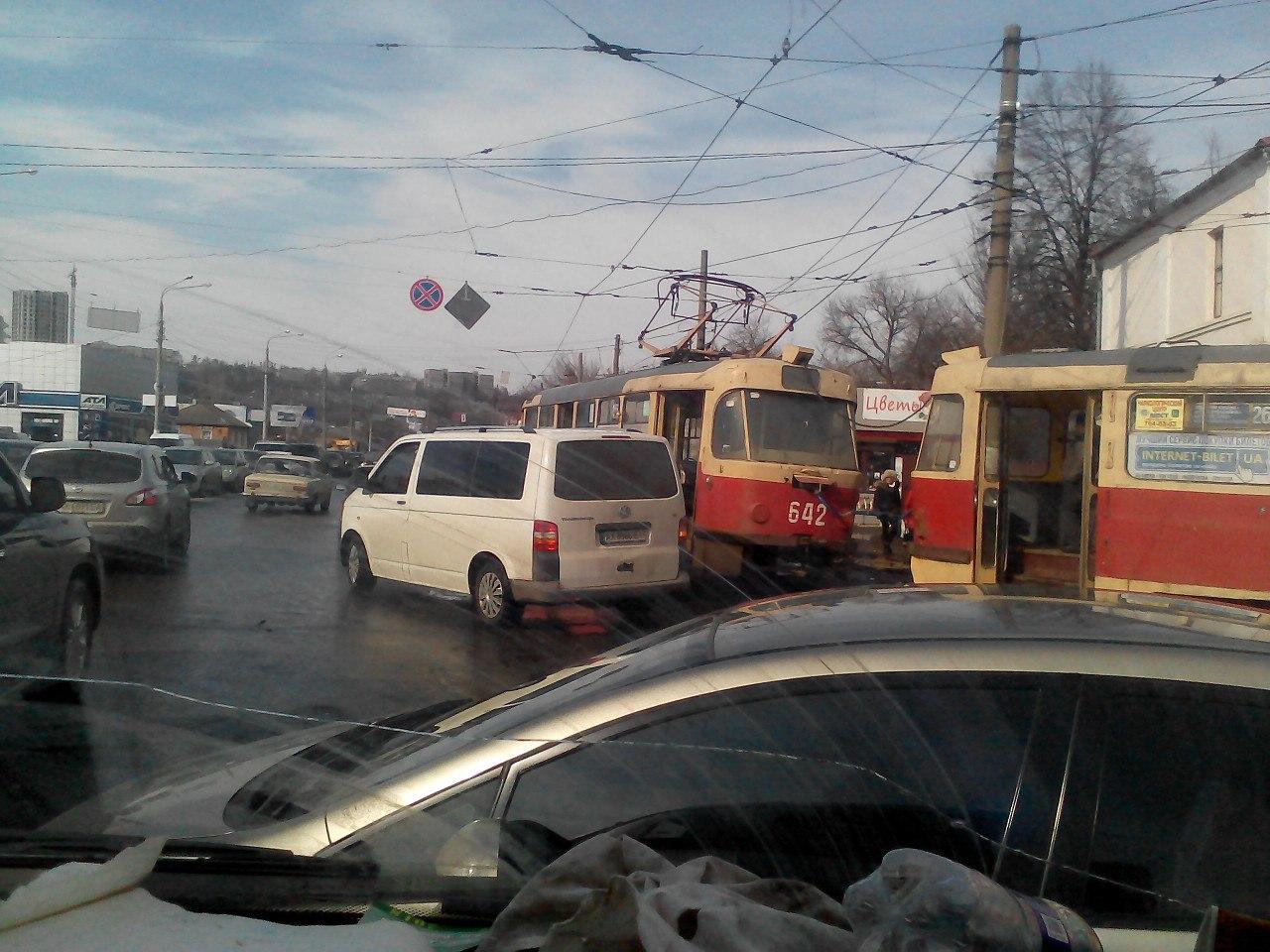 Харьковчане обсуждают очередной