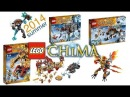 LEGO Legends of Chima Summer 2014 Official Images