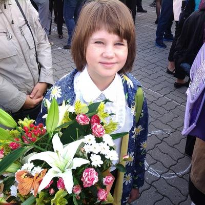 Вера Никитенкова, 4 ноября 1996, Москва, id229255353