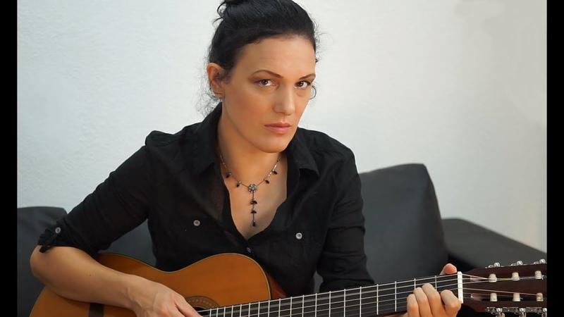 SVE SMO MOGLI MI – Jadranka Stojaković (Guitar cover by Marija Agic)