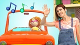 Маша Капуки и Бьянка поют Детские Песни. Пой, Бьянка!
