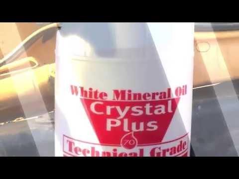Иммерсионная жидкость для охлаждения асиков STE Oil Crystal Plus 70T