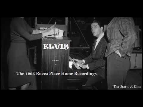 ELVIS - The 1966 Rocca Place Home Recordings (TSOE 2018)