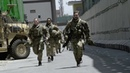 Providing security | Operation Toral | British Army