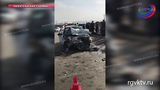 Десятка и Приора столкнулись лоб в лоб! Два человека погибли в ДТП в Махачкале