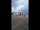 Свадьба вечером в Доминикане