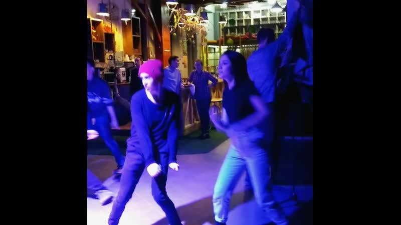 сжигание жирка с Just Dance и Владликом
