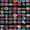 Атрибутика NHL NBA NFL MLB