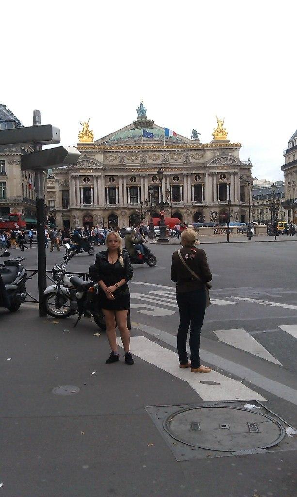 Елена Руденко. Франция. Париж. 2013 г. июнь. Eq2h2ZmgjsE