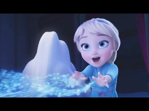 «Холодное сердце» - Эльза Лучшие моменты