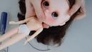 BLYTHE CUSTOM TUTORIAL Part 6 assemble doll Julia Cabral Dolls