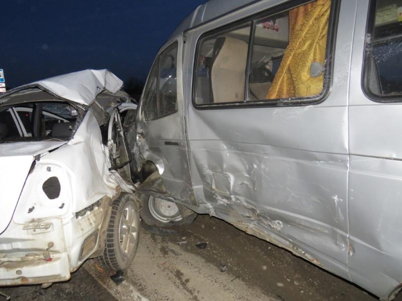 ДТП унесло жизнь мужчины из Прикубанского района