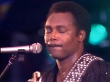 George Benson with special guest Earl Klugh at the North Sea Jazz 12-07-1987