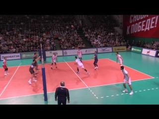 HIGHLIGHTS. Нова — Белогорье Суперлига 2017-18. Мужчины. За 5-8 место