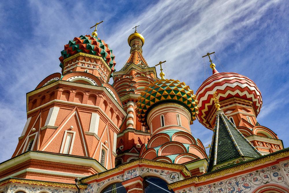 a4rstIZn5BE Собор Василия Блаженного в Москве.