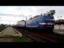 Вл40у-1459. 2 з двохгрупним поїздом №025 Рахів-Одеса/035 Пшемишль-Одеса ст.Подільськ