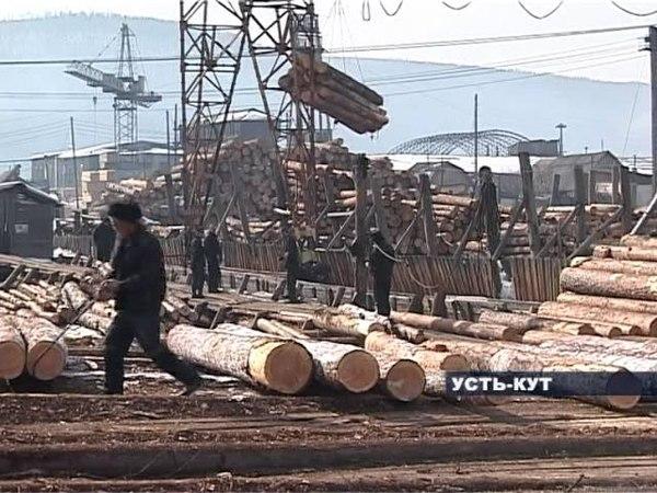 Колония в Усть Куте