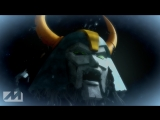 Transformers: Power Of The Primes — Episode 2 'Volcanicus' [ENG] Full HD