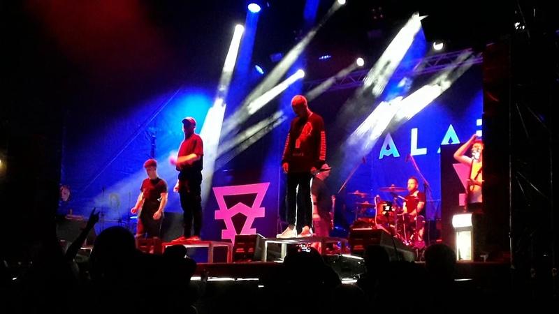 ALAZKA - Live @ FAJTFEST 2018