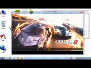 Asphalt 8 For PC Windows 7/XP Free Download