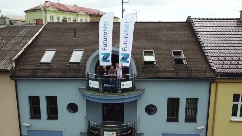 Marcin Witek - Открытие офиса в Чехии