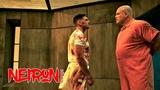 """Уилсон Фиск против Карателя в тюрьме. Момент из сериала """"Сорвиголова"""" 2x09"""
