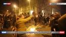 В Будапеште протестуют против рабского труда