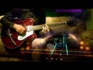 "Rocksmith 2014 - Guitar - Rise Against ""Savior"""