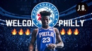 "Welcome to Philly Jimmy Butler Mix- ""Nervous"" ᴴᴰ"