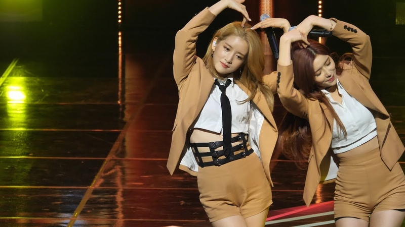[Fancam] 181211 WJSN The Up Cheer Concert Focus on Exy @ Exy