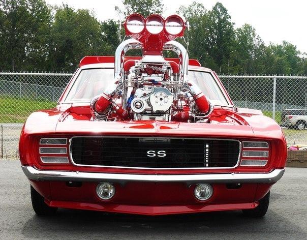 Beast Camaro