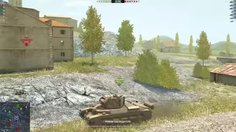 [Glafi.com] WoT Blitz - Коннор Гневный Бог фарма - World of Tanks Blitz (WoTB)