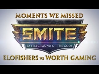 SWC Moments We Missed - EloFisherS vs Worth Gaming Week 5