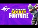 Team Secret™ Enters Fortnite Battle Royale