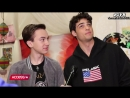 RUS(SUB) Noah Centineo- Our Favorite Interview Moments With The To All The Boys Ive Loved Before Star