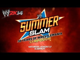 WWE 2K14 30 Years of WrestleMania Symposium (Official)