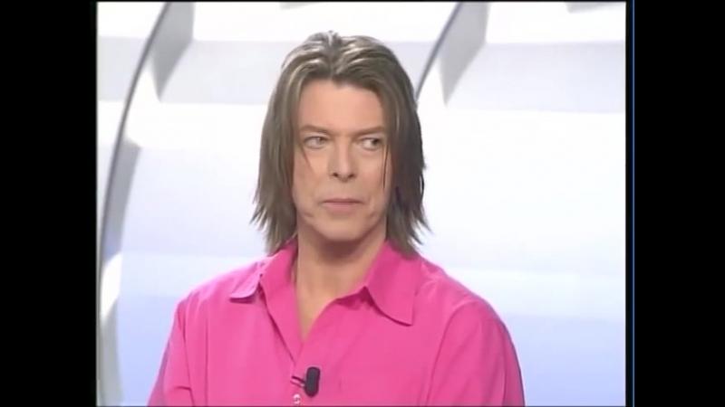 David Bowie 20.10.1999 - Nulle Part Ailleurs