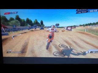 MXGP Gameplay: Agueda | MX Vice Exclusive