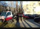 Из липецких дворов эвакуируют машины