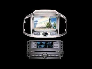 Автомагнитола MyDean 1109-1 (Chevrolet Captiva 2012-) S100