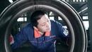 Как делают колесные диски для грузовиков в Китае