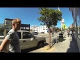 Гуляем по спальному району Сан-Франциско, где прожили месяц. Реалити-шоу Хочу в Америку!