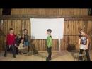 Корней Чуковский. Тараканище . Читают дети из детского православного лагеря Вестники . 2016 год.