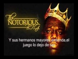 Notorius B.I.G - Miss U Subtitulada Al Espa
