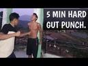 HARD GUT PUNCH | PART 2 || ANISH FITNESS ||