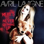 Avril Lavigne альбом Here's to Never Growing Up